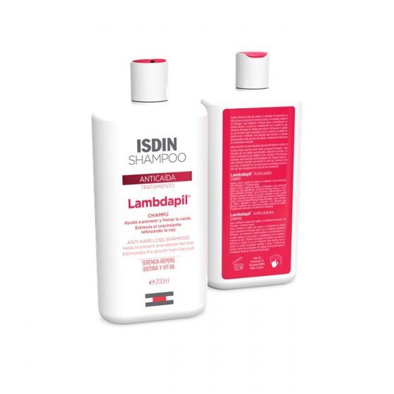 LAMBDAPIL ANTIQUEDA CHAMPÔ 200ML
