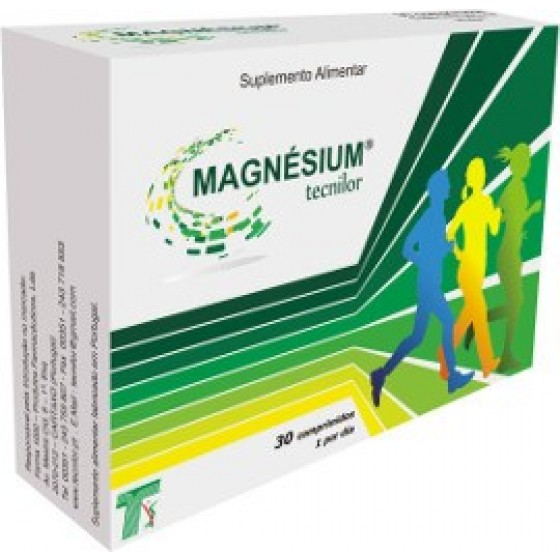 TECNILOR MAGNESIUM X30 COMPRIMIDOS