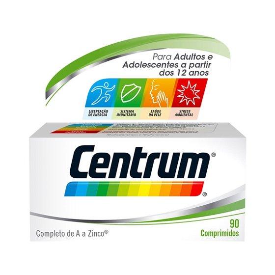 CENTRUM COMPRIMIDOS X90 REVESTIDOS