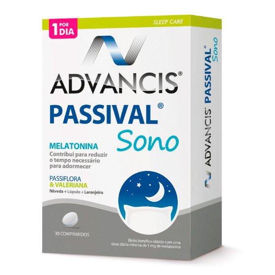 ADVANCIS PASSIVAL SONO COMPRIMIDOS X 30