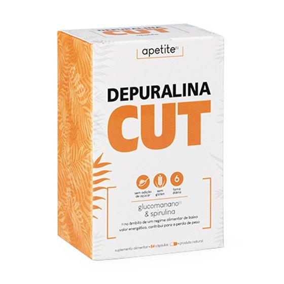 DEPURALINA CUT CÁPSULAS x 84