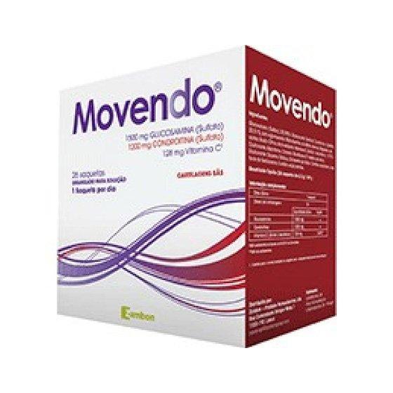 MOVENDO SAQUETAS GRANULADO X 26