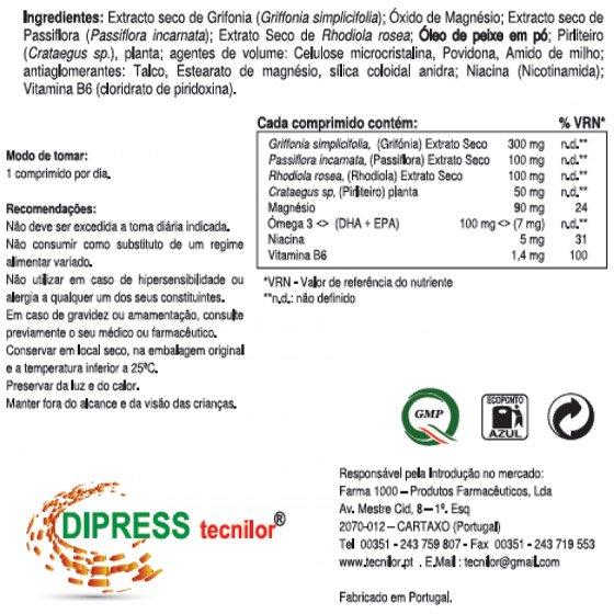 TECNILOR DIPRESS X30 COMPRIMIDOS
