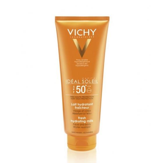 VICHY IDEAL SOLEIL LEITE FP50+ 100ML (PREÇO ESPECIAL)
