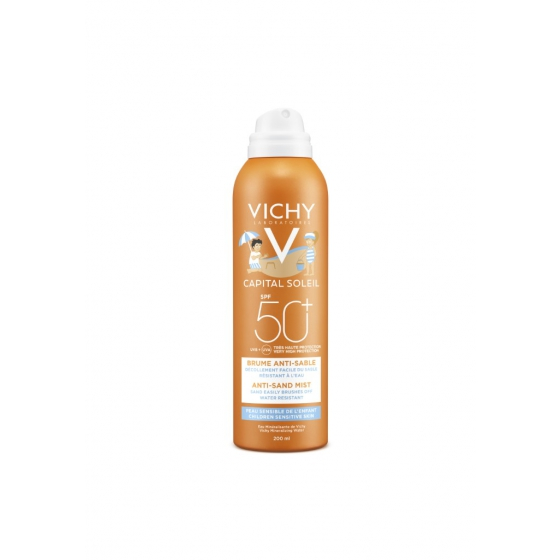 VICHY IDEAL SOLEIL KID BRUMA FP50+ 200ML