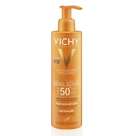 VICHY IDEAL SOLEIL LEITE ANTIAREIA FP50 200ML