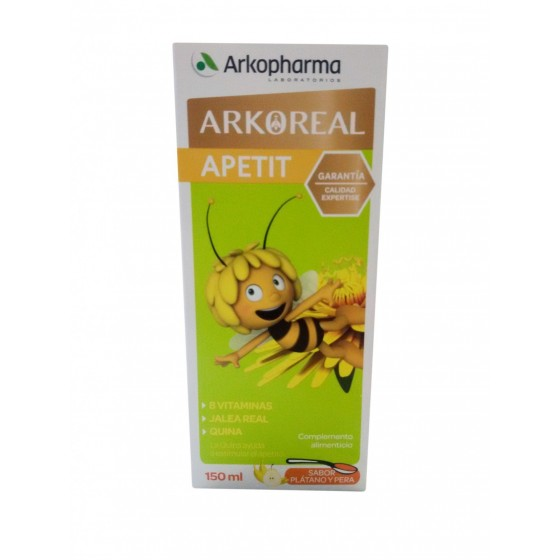 ARKOREAL APETIT JUNIOR SOLUCAO ORAL 150ML