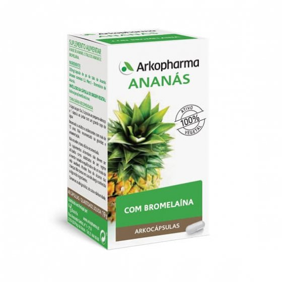 ARKOCAPSULAS ANANAS CAPSULAS X 48