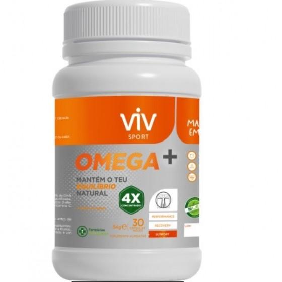 Viv Sport Omega+ cápsulas x 30