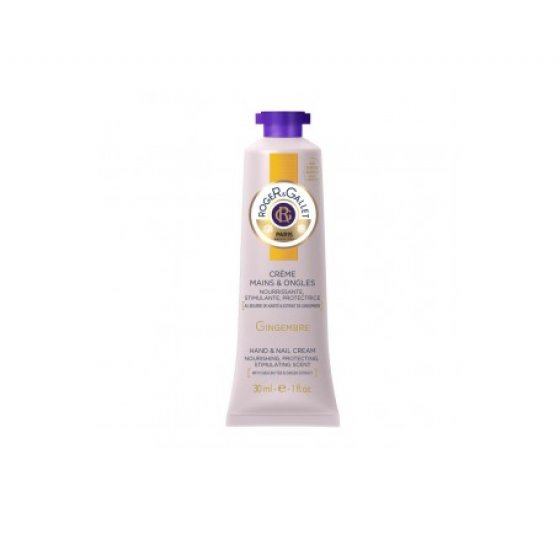 ROGER & GALLET GINGEMBRE CREME MAOS UNHAS 30ML