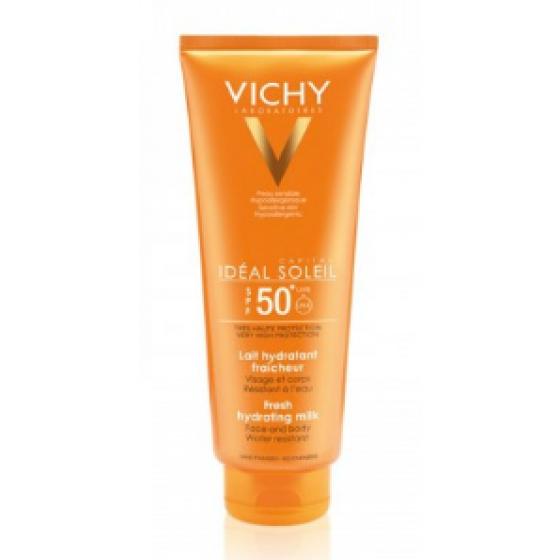 VICHY IDEAL SOLEIL LEITE FP50+ 100ML