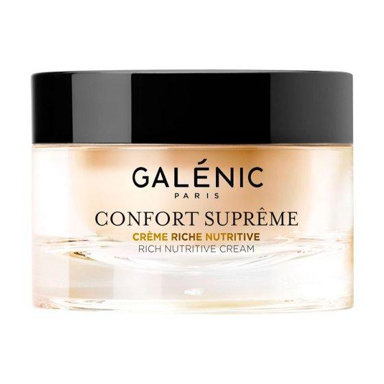GALÉNIC Galénic Confort Suprême Creme Rico Nutritivo para pele seca. Embalagem de 50 ml