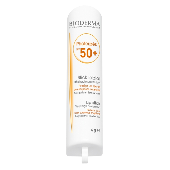PHOTODERM BIODERMA PHOTERPES STICK LABIAL 50+ 4G