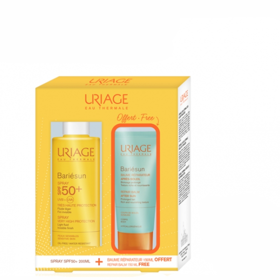 URIAGE BARIESUN SPRAY50 + OFERTA BALSAMO POS SOL 150ML