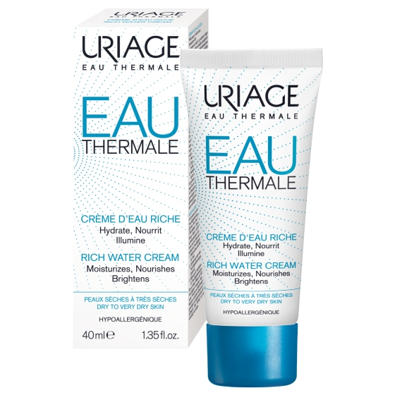 URIAGE EAU THERMAL CREME AGUA RICO 40ML