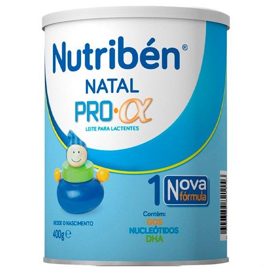 NUTRIBEN NATAL PRO-ALFA LEITE LACTENTES 400G