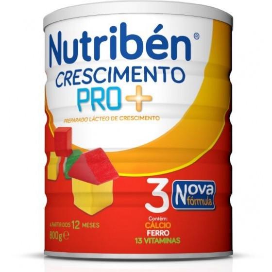 NUTRIBEN CRESCIMENTO PRO+ LEITE 800G