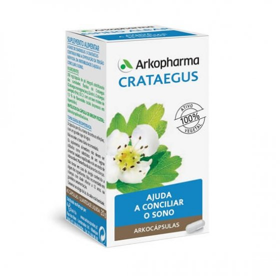 ARKOCAPSULAS CRATAEGUS CAPSULAS X45