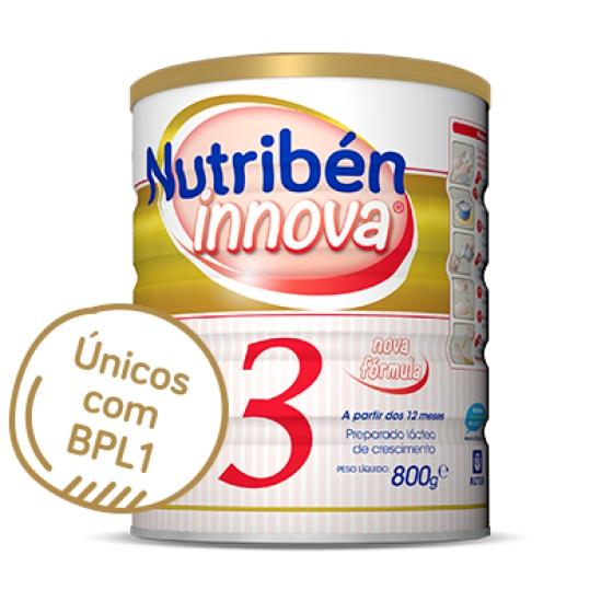 Nutribén Innova 3 Leite Crescimento 800g