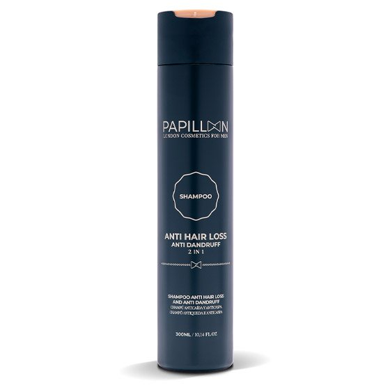 PAPILLON CHAMPO ANTIQUEDA/CASPA 300ML