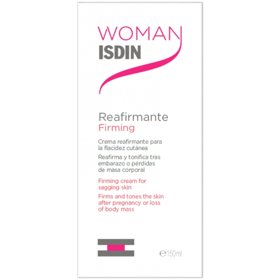WOMAN ISDIN CREME CORPO REAFIRMANTE 150ML