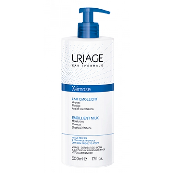URIAGE XEMOSE LEITE EMOL 500ML
