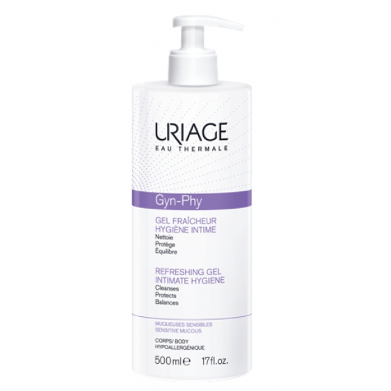 URIAGE GYN PHY GEL HIGIENE INTIMA 500ML