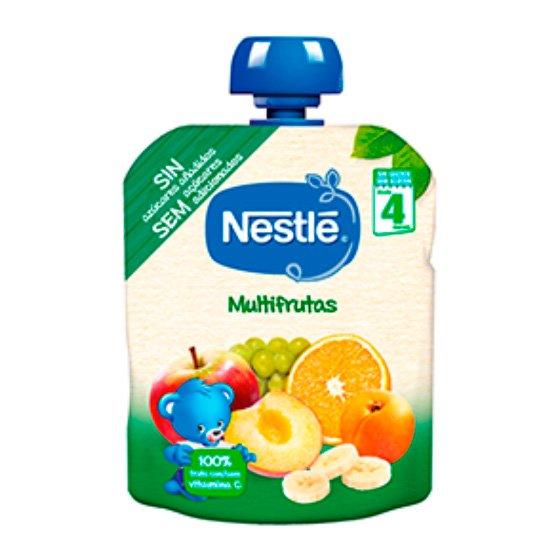 NESTLE NATURNES MULTIFRUTAS 90G +6MESES