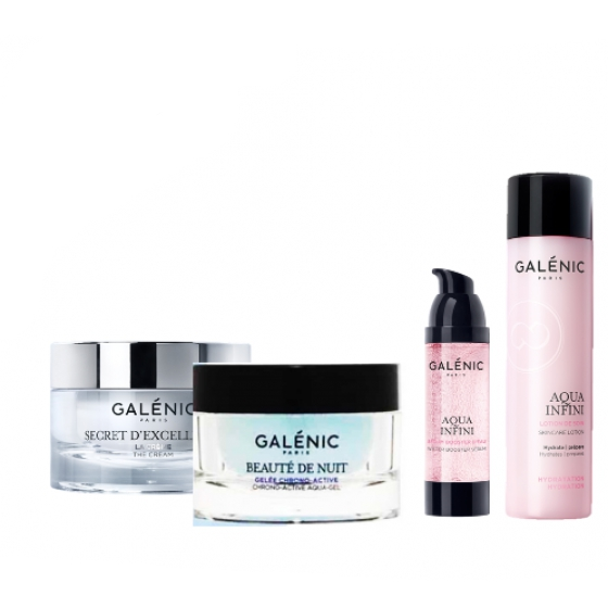 GALENIC COFFRET DESCOBERTA MINI 40ML