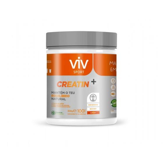 VIV SPORT CREATIN+ PO 300G PO SOLUCAO MEDIDA CREATINA