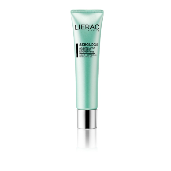 LIERAC SEBOLOGIE GEL REGULADOR CORRETOR IMPERFEICOES 40ML