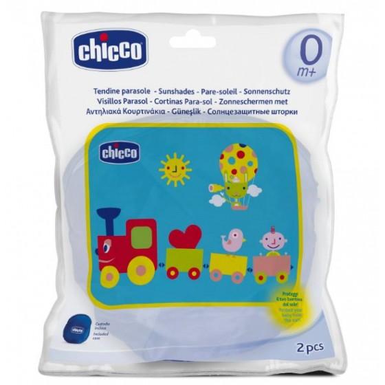 CHICCO CORTINA PARA-SOL X 2