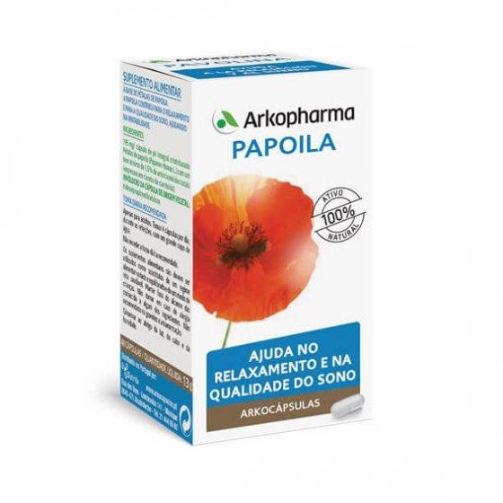 ARKOCAPSULAS PAPOILA CAPSULAS X 48