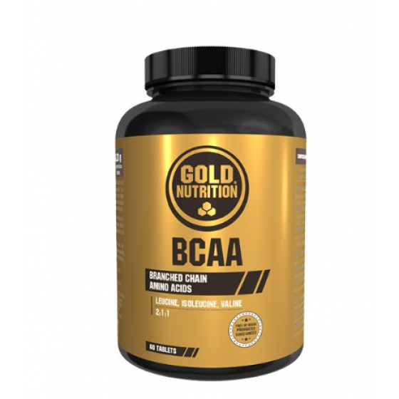 GOLD NUTRITION BCAAS COMPRIMIDOS X 60