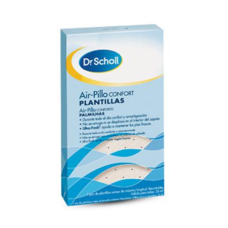 SCHOLL PALMILHA PALMILHA AIR PILLO CONFORT